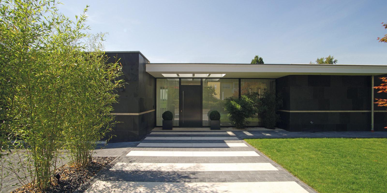 Architekt meese for Architekten bungalow modern